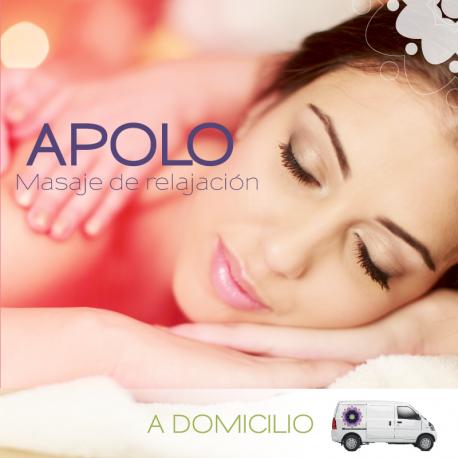 Masaje de relajación (APOLO)