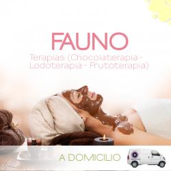 Terapias (Chocolaterapia – lodoterapias – frutoterapia) (FAUNO)
