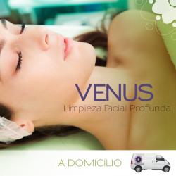 Limpieza facial profunda (VENUS)